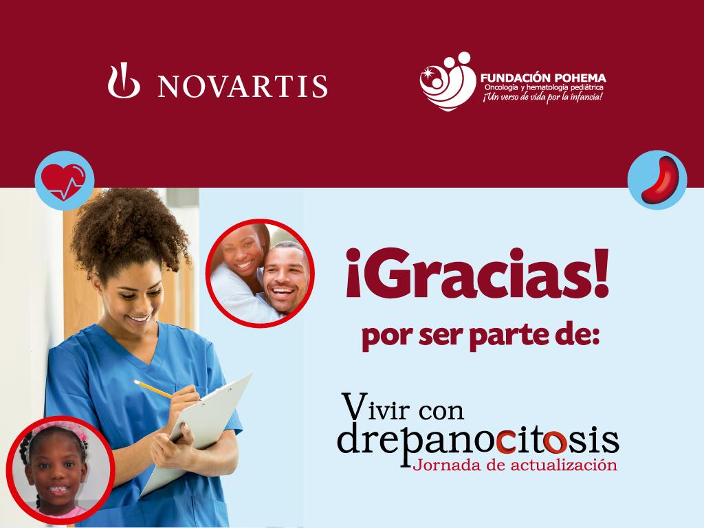 GRACIAS Anemia de Células Falciformes 2017