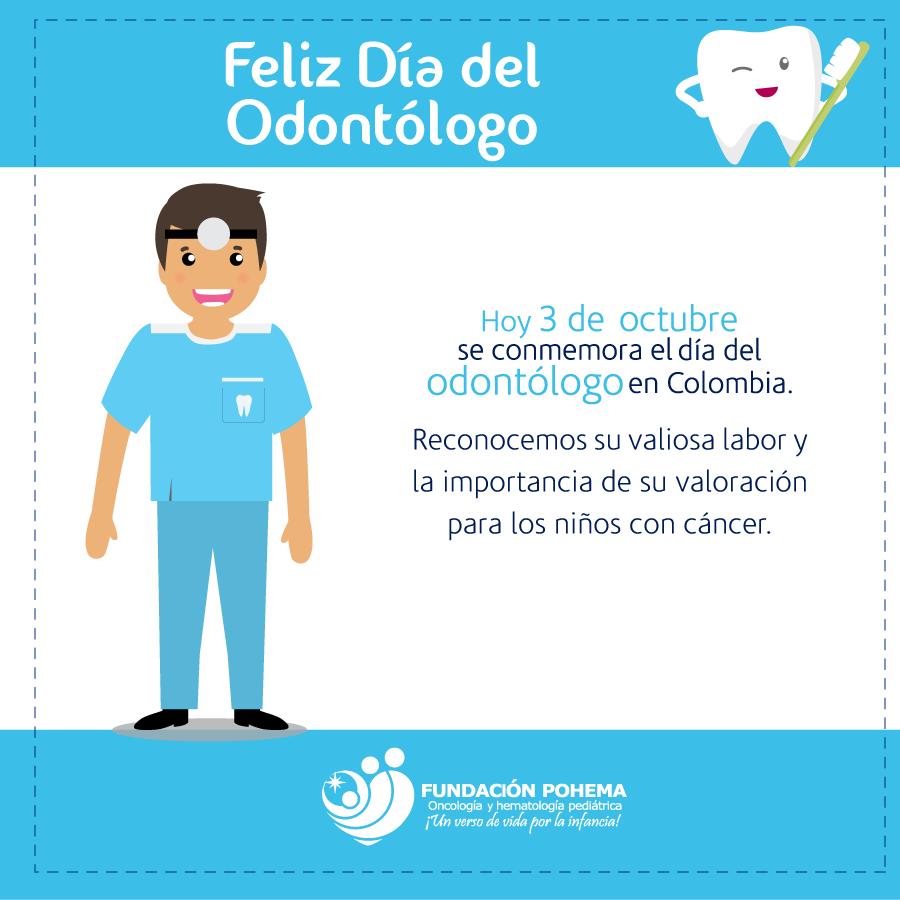 Feliz Día del odontólogo 2017